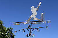Blue skies behind the weather vane during Essex CCC vs Nottinghamshire CCC, Specsavers County Championship Division 1 Cricket at The Cloudfm County Ground on 22nd June 2018