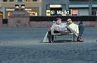 Geschäftsführer / Vorstandssprecher / Vorstand der Leipziger Messe Martin Buhl-Wagner in der Glashalle der Neuen Messe Leipzig.  Foto: aif / Norman Rembarz<br /> <br /> Jegliche kommerzielle wie redaktionelle Nutzung ist honorar- und mehrwertsteuerpflichtig! Persönlichkeitsrechte sind zu wahren. Es wird keine Haftung übernommen bei Verletzung von Rechten Dritter. Autoren-Nennung gem. §13 UrhGes. wird verlangt. Weitergabe an Dritte nur nach  vorheriger Absprache. Online-Nutzung ist separat kostenpflichtig.