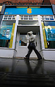 15/01/16<br /> <br /> EE store in Leek, Staffordshire, today.<br /> <br /> BT Group's takeover of mobile phone network EE has been given final clearance by the Competition and Markets Authority (CMA).<br /> <br /> The £12.5bn deal brings together the UK's largest fixed-line business and the largest mobile telecoms business.<br /> <br /> All Rights Reserved: F Stop Press Ltd. +44(0)1335 418365   +44 (0)7765 242650 www.fstoppress.com