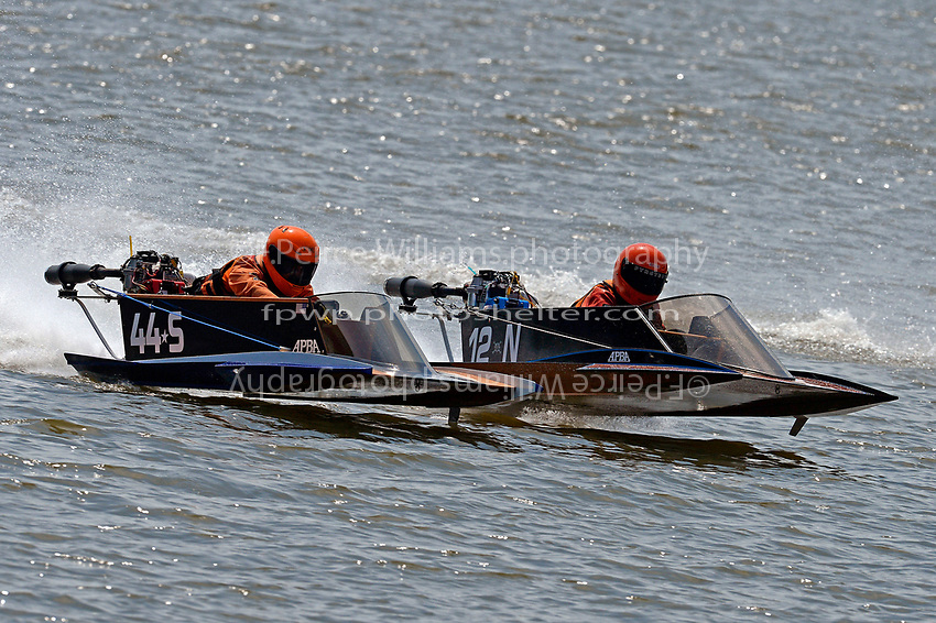 44-S, 12-N    (Outboard Hydroplane)