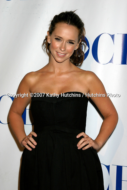Jennifer Love Hewitt .CBS TCA Summer Press Tour Party.Wadsworth Theater.Westwood, CA.July 19, 2007.©2007 Kathy Hutchins / Hutchins Photo....