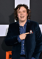 "LOS ANGELES, CA. October 17, 2018: Drew Scheid at the premiere for ""Halloween"" at the TCL Chinese Theatre.<br /> Picture: Paul Smith/Featureflash"