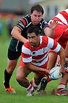 Division 1 Club Rugby Waimea Old Boys v Kahurangi. Sports Park, Motueka, Nelson, New Zealand. Saturday 29 March 2014. Photo: Chris Symes/www.shuttersport.co.nz