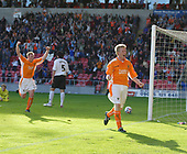 2005-09-24 Blackpool v MK Dons