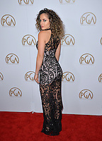 Sapir Azulay at the 2017 Producers Guild Awards at The Beverly Hilton Hotel, Beverly Hills, USA 28th January  2017<br /> Picture: Paul Smith/Featureflash/SilverHub 0208 004 5359 sales@silverhubmedia.com