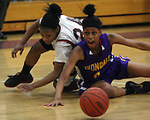 Troy at Auburn Hills Avondale, Girls Varsity Basketball, 2/29/12