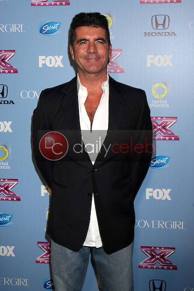 Simon Cowell<br />