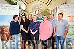 Saint John of God Kerry services celebrate 3 Decades in Kerry with a celebration at Ballyroe Hotel on Thursday 30th November  Pictured L-r Mary Leen, Claire O Dwyer, Jane O Driscoll, Angie Smith, Danny Finucane, Greta O'Rourke, Brother Martin and Mike Casman