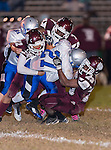 Bristol Eastern @ Bulkeley/HMTCA Varsity Football 2014