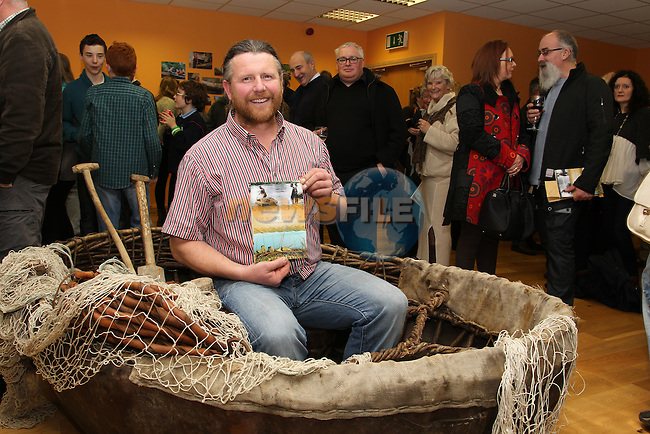 at the launch of The Boyne Currach by Claidhbh O Gibne.Picture: Fran Caffrey/www.newsfile.ie.