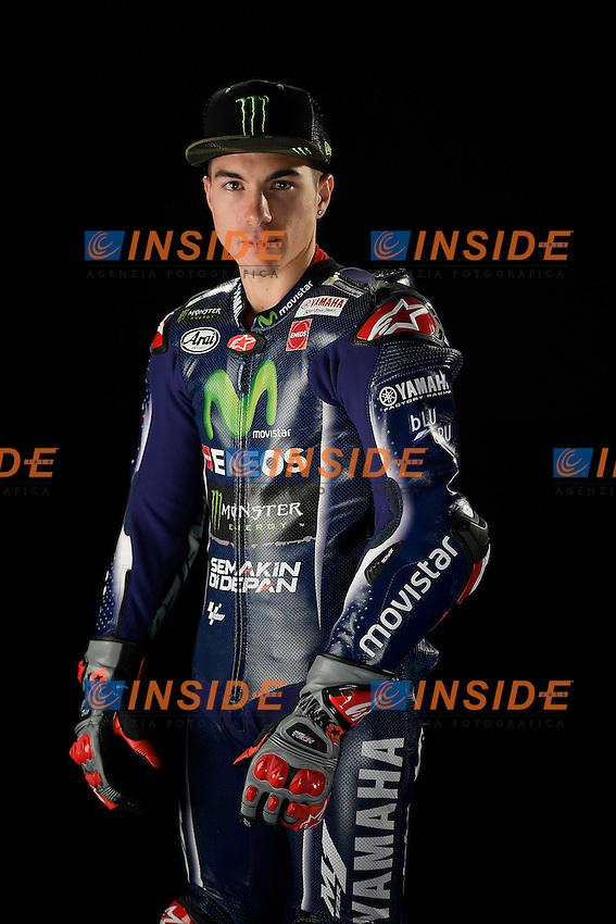 MOVISTAR YAMAHA MOTOGP RIDERS <br /> Maverick Vinales <br /> Madrid 19-01-2017 <br /> Foto Ufficio Stampa Yamaha / Insidefoto