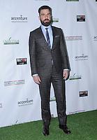 23 February 2017 - Santa Monica, California - Zachary Quinto.  2017 Oscar Wilde Awards held at Bad Robot. Photo Credit: Birdie Thompson/AdMedia