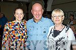 Devon Inn Ceili, Sunday 06-10-2013. Pictured from left to right : Margaret Conway of Tralee, Michael Moynihan of Kilcummin and Patricia Whelan of Rathmore.