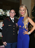 LOS ANGELES, CA - NOVEMBER 9: Megan Leavey, Gretchen Rossi, at the 2nd Annual Vanderpump Dog Foundation Gala at the Taglyan Cultural Complex in Los Angeles, California on November 9, 2017. Credit: November 9, 2017. Credit: Faye Sadou/MediaPunch