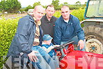 at Knockanure Vintage Day on Sunday.