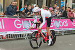 Stefan Kung (SUI) climbs Parliment Street during the Men Elite Individual Time Trial of the UCI World Championships 2019 running 54km from Northallerton to Harrogate, England. 25th September 2019.<br /> Picture: Seamus Yore | Cyclefile<br /> <br /> All photos usage must carry mandatory copyright credit (© Cyclefile | Seamus Yore)