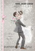 John, WEDDING, HOCHZEIT, BODA, paintings+++++,GBHSMC50-1004B,#w#, EVERYDAY