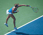Petra Kvitova wins at the Western and Southern Financial Group Masters Series in Cincinnati on August 15, 2012