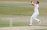 Matt Quinn of Essex in bowling action during Essex CCC vs Kent CCC, Bob Willis Trophy Cricket at The Cloudfm County Ground on 3rd August 2020