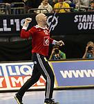 11.01.2019, Mercedes Benz Arena, Berlin, GER, BRA vs. FRA, im Bild <br /> Vincent Gerard (FRA #12)<br /> <br />      <br /> Foto &copy; nordphoto / Engler