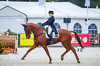 AUS-Samantha Birch rides Finduss PFB during the first day of Dressage for the CCIO4*-L FEI Nations Cup Eventing. 2019 Military Boekelo-Enschede International Horse Trials. Thursday 10 October. Copyright Photo: Libby Law Photography