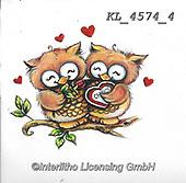 VALENTINE, VALENTIN, paintings+++++,KL4574/4,#v#, EVERYDAY ,sticker,stickers, ,sticker,stickers