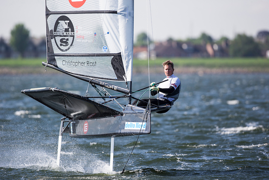 Day three Delta Lloyd Regatta  2014 (20/25 May 2014). Medemblik - the Netherlands.