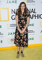 09 October  2017 - Hollywood, California - Lauren Lapkus. L.A. premiere of National Geographic Documentary Films' &quot;Jane&quot; held at Hollywood Bowl in Hollywood. <br /> CAP/ADM/BT<br /> &copy;BT/ADM/Capital Pictures