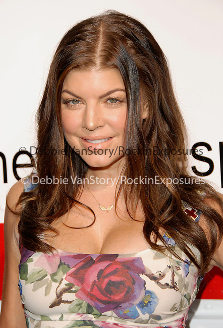 Stacy Ferguson Duhamel aka Fergie at the Annual Red Tie Affair.Honoring Jada Pinkett Smith and the cast of HawthoRNe hosted by The American Red Cross: Santa Monica Chapter held at Fairmont Miramar Hotel in Santa Monica, California on April 17,2010                                                                   Copyright 2010  DVS / RockinExposures