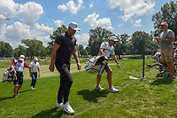 Brooks Koepka (USA) heads to 8 during 3rd round of the World Golf Championships - Bridgestone Invitational, at the Firestone Country Club, Akron, Ohio. 8/4/2018.<br /> Picture: Golffile | Ken Murray<br /> <br /> <br /> All photo usage must carry mandatory copyright credit (© Golffile | Ken Murray)