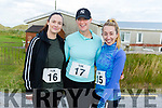Ready to run for fun in the Banna 10k on Sunday morning.<br /> L to r: Sorcha Twomey (Kilflynn), Niamh Lawlor (Ardfert) and Sinead Dowling (Ardfert).