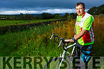 Tommy Sheehy from Tralee who is off to the French Alps this Friday on a fundraising cycle for Enable Ireland.