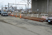 New Haven Rail Yard, Independent Wheel True Facility. CT-DOT Project # 0300-0139, New Haven CT.<br /> Photograph of Construction Progress Photo Shoot 20 on 26 February 2013. One of 50 Images Captured this Submission.
