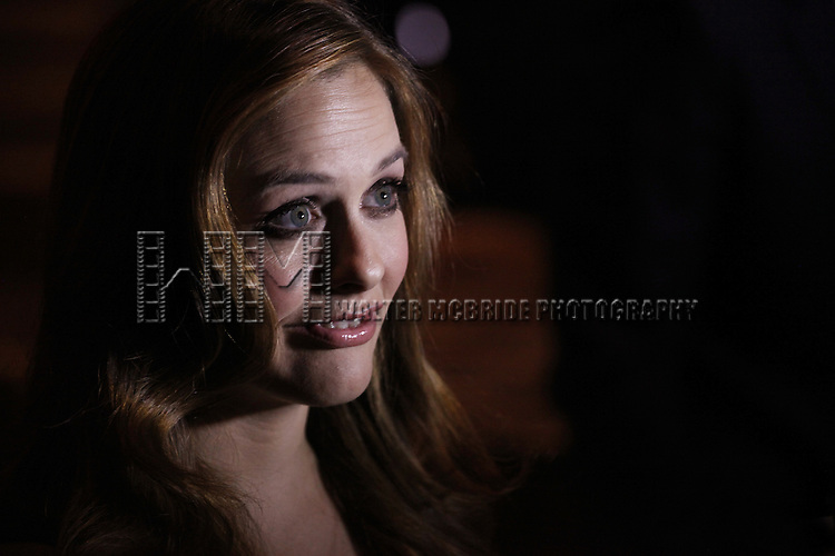"""Actress Alicia Silverstone attends press event to introduce the cast and creators of the new Broadway play """"The Performers""""at the Hard Rock Cafe on Tuesday, Sept. 25, 2012 in New York."""