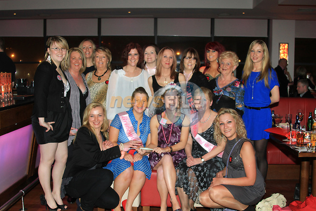 Alanna Everitt Hen night in Bru..Picture: Fran Caffrey / www.newsfile.ie.
