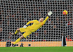 Manchester City's Joe Hart fails to stop Arsenal's Theo Walcott's goal<br /> <br /> Barclays Premier League- Arsenal vs Manchester City - Emirates Stadium - England - 21st December 2015 - Picture David Klein/Sportimage