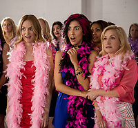 Half Magic (2018)<br /> Heather Graham, Angela Kinsey &amp; Stephanie Beatriz<br /> *Filmstill - Editorial Use Only*<br /> CAP/MFS<br /> Image supplied by Capital Pictures