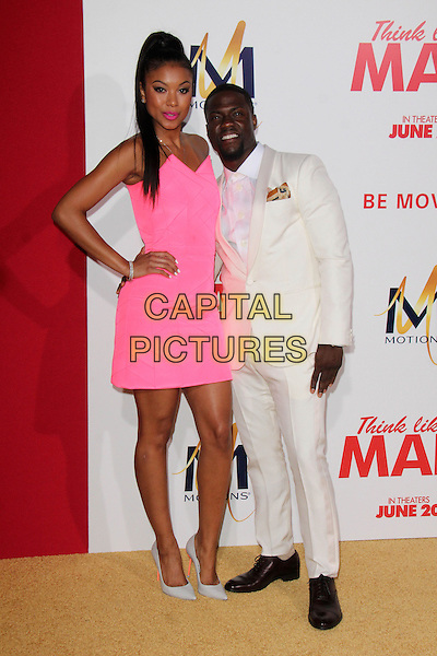 HOLLYWOOD, CA - June 10: Kevin Hart at the &quot;Think Like A Man Too&quot; World Premiere, TCL Chinese Theater, Hollywood,  June 10, 2014.  <br /> CAP/MPI/JO<br /> &copy;Janice Ogata/MediaPunch/Capital Pictures