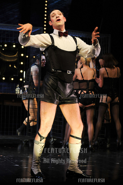 Will Young as Emcee in 'Cabaret'  at the Savoy Theatre, London. 08/10/2012 Picture by: Steve Vas / Featureflash
