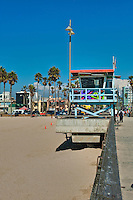 Venice Pier,  Washington St, Lifeguard Station, Socal Beach, Lifeguard Stations, CA, Geometric, shapes, Lifeguard Towers,  Summer of Color exhibit, The flower, beauty, core design, elements, environment, symbol of joy, universal, youth, Seaside City, South Bay, Southern California