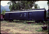 Side view of old RPO.<br /> D&amp;RGW