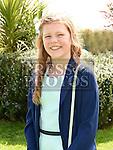 Shannon O'Brien who was confirmed in the Holy Family church Ballsgrove. Photo:Colin Bell/pressphotos.ie