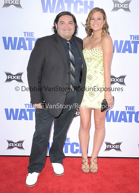 Joe Nunez at Twentieth Century Fox L.A. Premiere of The Watch held at The Grauman's Chinese Theatre in Hollywood, California on July 23,2012                                                                               © 2012 Hollywood Press Agency