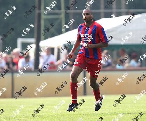2009-06-28 / voetbal / SK Rapid Leest seizoen 2009-2010 / Sissokko Jimmy   ..Foto: Maarten Straetemans (SMB)