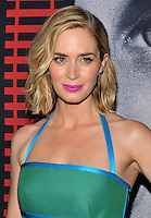 NEW YORK, NY - OCTOBER 4: Emily Blunt at 'The Girl On The Train' Premiere at Regal E-Walk on October 4, 2016 in New York City. Credit: John Palmer/MediaPunch
