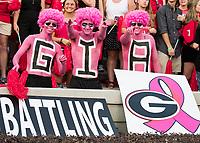 Georgia Bulldogs vs Vanderbilt Commodores, October 6, 2018