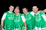 Never give up<br /> -------------------<br /> Jim O'Sullivan, 2nd Lt, may be 60yrs old but he played a big part in the 2nd half to secure a convincing win over Duagh in the County junior hurling championship last Friday night at Abbeydorney GAA ground, also pictured L-R Ian Guirin, Jim O'Sullivan, Eddie Joy with Joe Murphy.