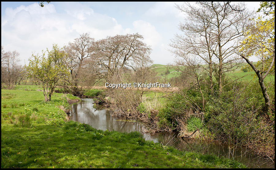 BNPS.co.uk (01202 558833)<br /> Pic: MichaelCollins/KnightFrank/BNPS<br /> <br /> Pescatorian heaven...<br /> <br /> The sale includes 3 miles of varied riverbank.<br /> <br /> The unofficial birthplace of angling, complete with its 400 year old 'temple,' is up for sale with a whopping &pound;450,000 asking price.<br /> <br /> The stone temple on the banks of the River Dove in Staffordshire was built in the 17th century in honour of author Izaak Walton, who had perfected his techniques and created his mighty work 'The Compleat Angler'' (sic) on the scenic river.<br /> <br /> Walton's pescatorian Bible was published in 1653 after Walton had spent hours and days with landowner and friend Charles Cotton experimenting with methods of fly fishing at the idyllic spot.<br /> <br /> The 'temple' even bears the crest 'Piscatoribys Sacrum' (Sacred to Fishermen) over the door and comes with 3 miles of riverbank for the new owner to become the complete angler.