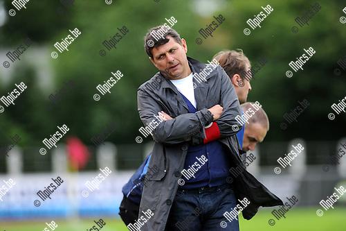 2012-07-18 / Voetbal / seizoen 2012-2013 / KFC Duffel / Dirk Van Rillaer..Foto: Mpics.be
