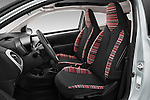 Front seat view of 2015 Citroen C1 Airscape-Feel-Edition 3 Door Micro Car Front Seat  car photos